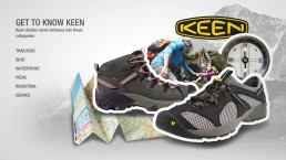 keen shoe industrial design demo 02