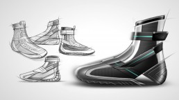 keen shoe industrial design demo 14