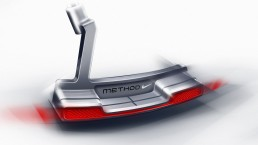 nike method modern classic putter industrial design 11