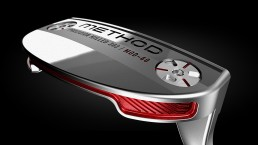 nike method modern classic putter industrial design 21