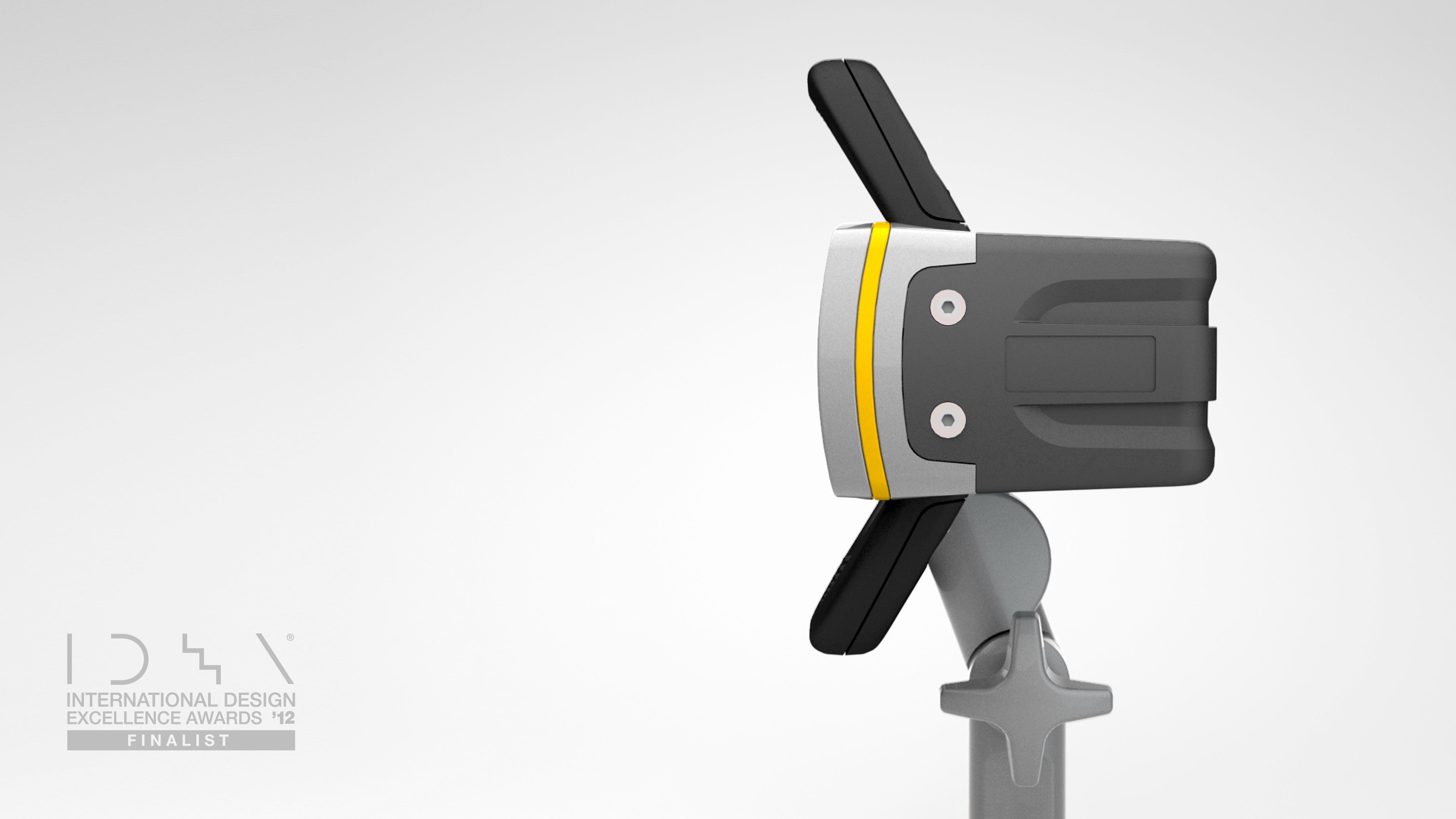 weldon emergency scene light product design 01