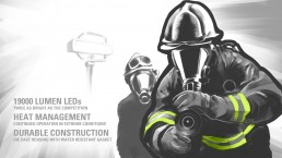 weldon emergency scene light product design 04