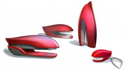 x acto stapler consumer product design 06