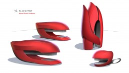 x acto stapler consumer product design 10