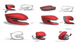 x acto stapler consumer product design 11